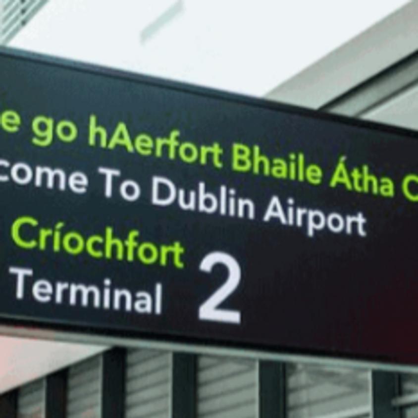 Intro to Irish Gaelic Class