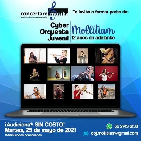 Cyber Orquesta Juvenil Mollitiam