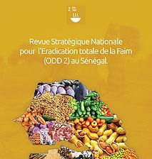REVUE STRATÉGIQUE NATIONALE POUR L'ERADICATION TOTALE DE LA FAIM (ODD 2) AU SÉNÉGAL
