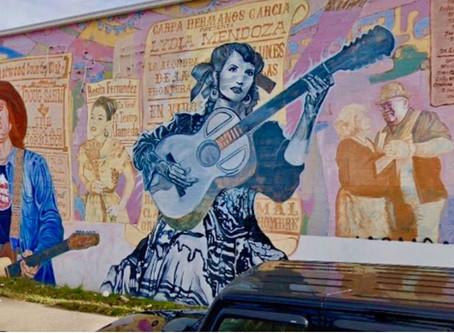 Restoration of iconic San Antonio mural underway on the West Side