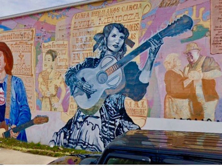 Restoration of iconic San Antonio mural underway on the West Side