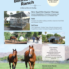 Bonnie Acres Ranch ad