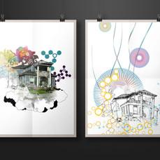 MadHaus illustrations