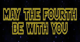 May The Fourth Be With You Raffle