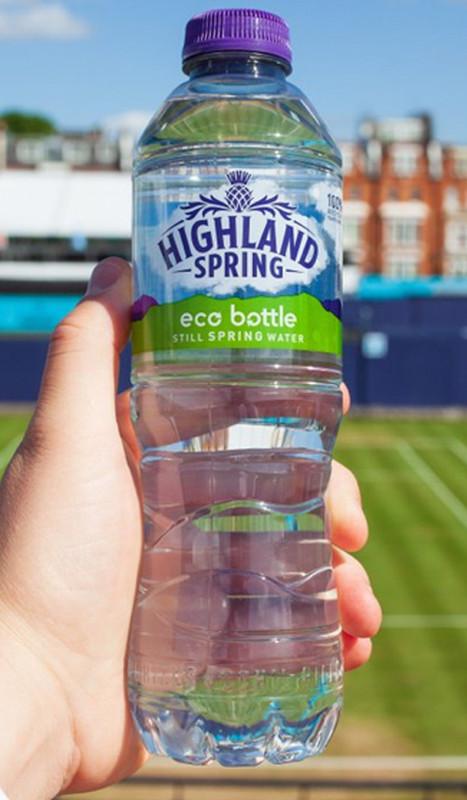 Highland Spring Eco Bottle