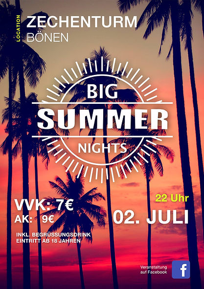 Big Summer Nights