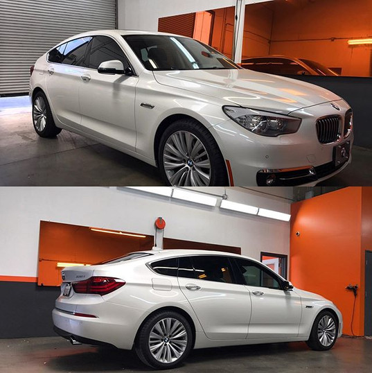 BMW 535I GT in for the best of the best