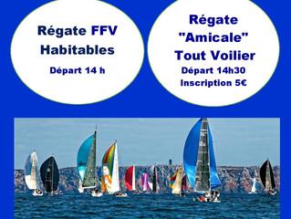 Régate du 15 Août, Centre Nautique de Roscanvel
