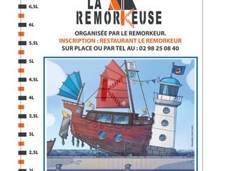 """Nouvelle régate : """"La REMORKEUSE"""""""