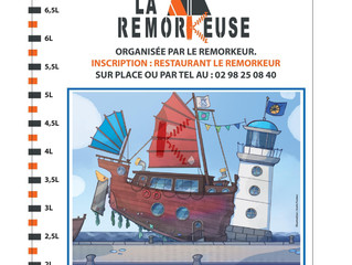 """""""La Remorkeuse"""" vous attend !"""