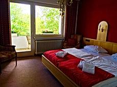 Balkon Tweepersoonskamer Hotelkamer