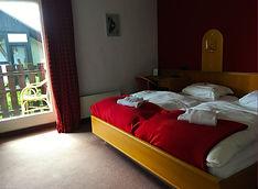 Balkon Driepersoonskamer Hotelkamer