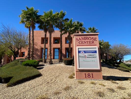 Recently Closed- Samrose Center