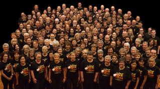 QPAC Choir gets ready to rock