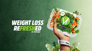 The Youfoodz Weight Loss Refreshed movement is here