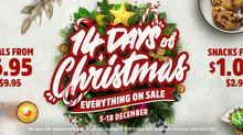 Youfoodz is running a MASSIVE Christmas Sale