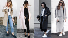 Winter Minimalism Style at The Talent Assembly