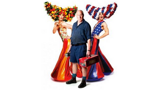Stone the flamin' crows! Home and Away's Ray Meagher joins the cast of Priscilla.