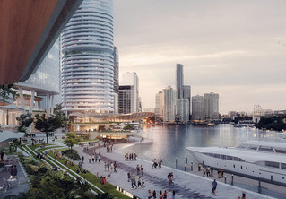 Vision progresses for a new Waterfront Precinct for Brisbane
