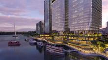 $2.1 billion redevelopment milestone for Brisbane's Eagle Street Pier