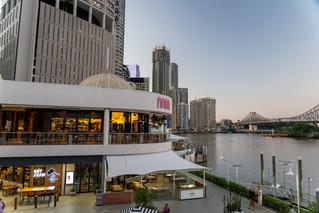 Australian flavours on show at Brisbane's premier dining precinct