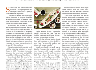 Read all about it! Hale Food in HomeStyle Magazine