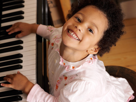 Why Children Should Take Music Lessons