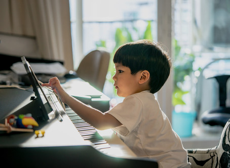 Your Child's Brain Needs Music Lessons
