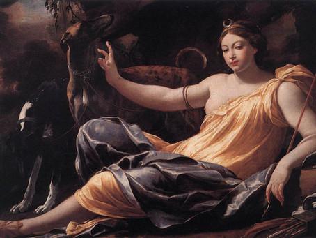 Dodici Lune - Artemide: un inno alla donna