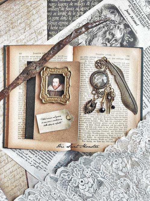 [One more bookmark] - William