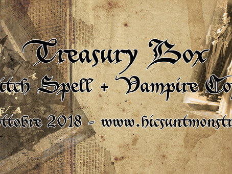 Treasury Box Halloween Edition