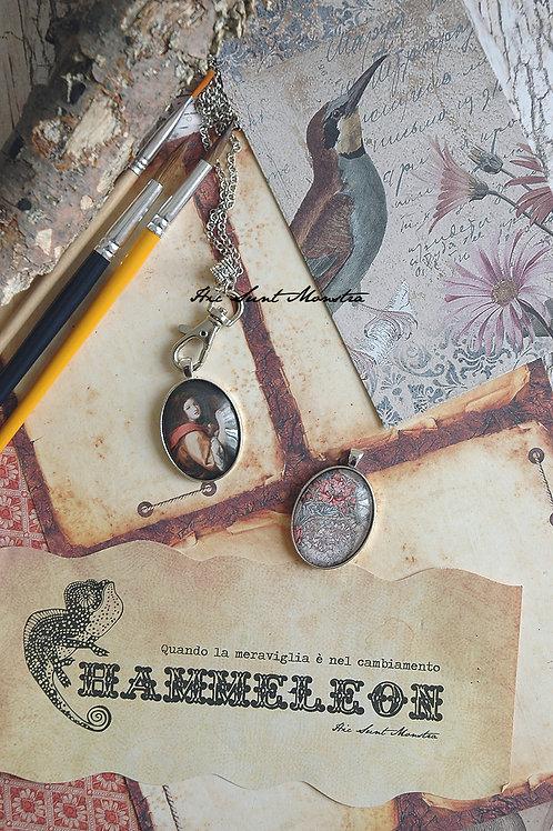 Chammeleon - Pittura (Le Arti)
