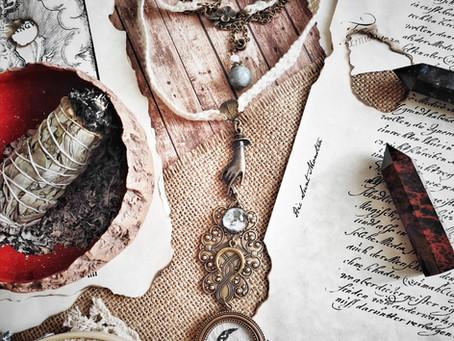 Luna e Streghe: tessere magia