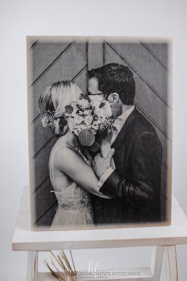 Dein Foto auf Holz in 60x40