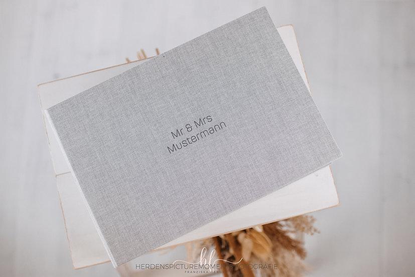 Passepartout Box für deine Hochzeitsbilder
