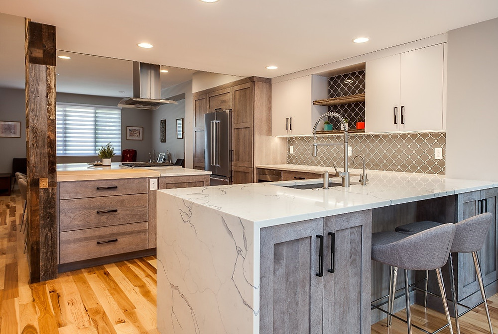 marble kitchen remodel