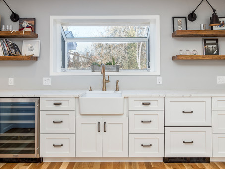 4 Ways To Maximize Space When Remodeling a Small Kitchen