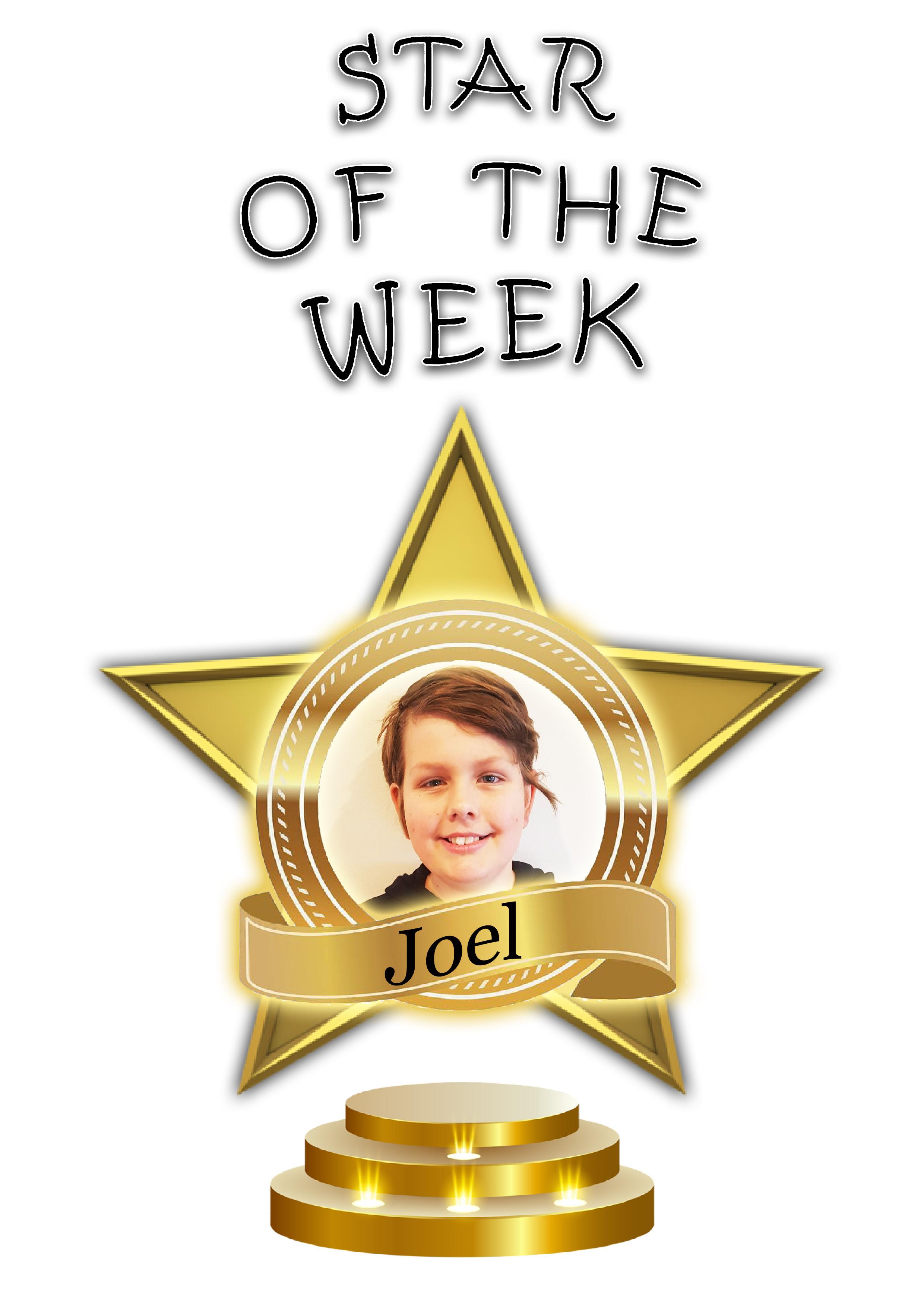 Joel..