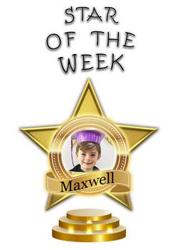 Maxwell...