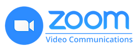 Zoom logo for Telehealth Speech Therapy