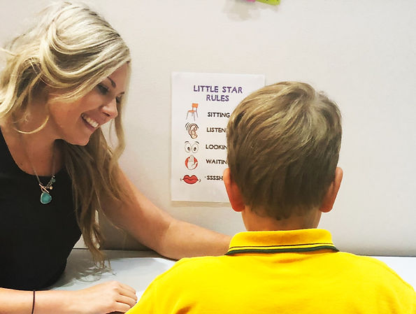 Early Intervention Little Star Speech Therapy