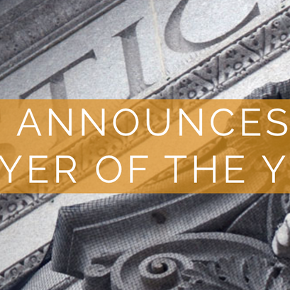PUBLIC JUSTICE ANNOUNCES FINALISTS FOR 2019 TRIAL LAWYER OF THE YEAR AWARD
