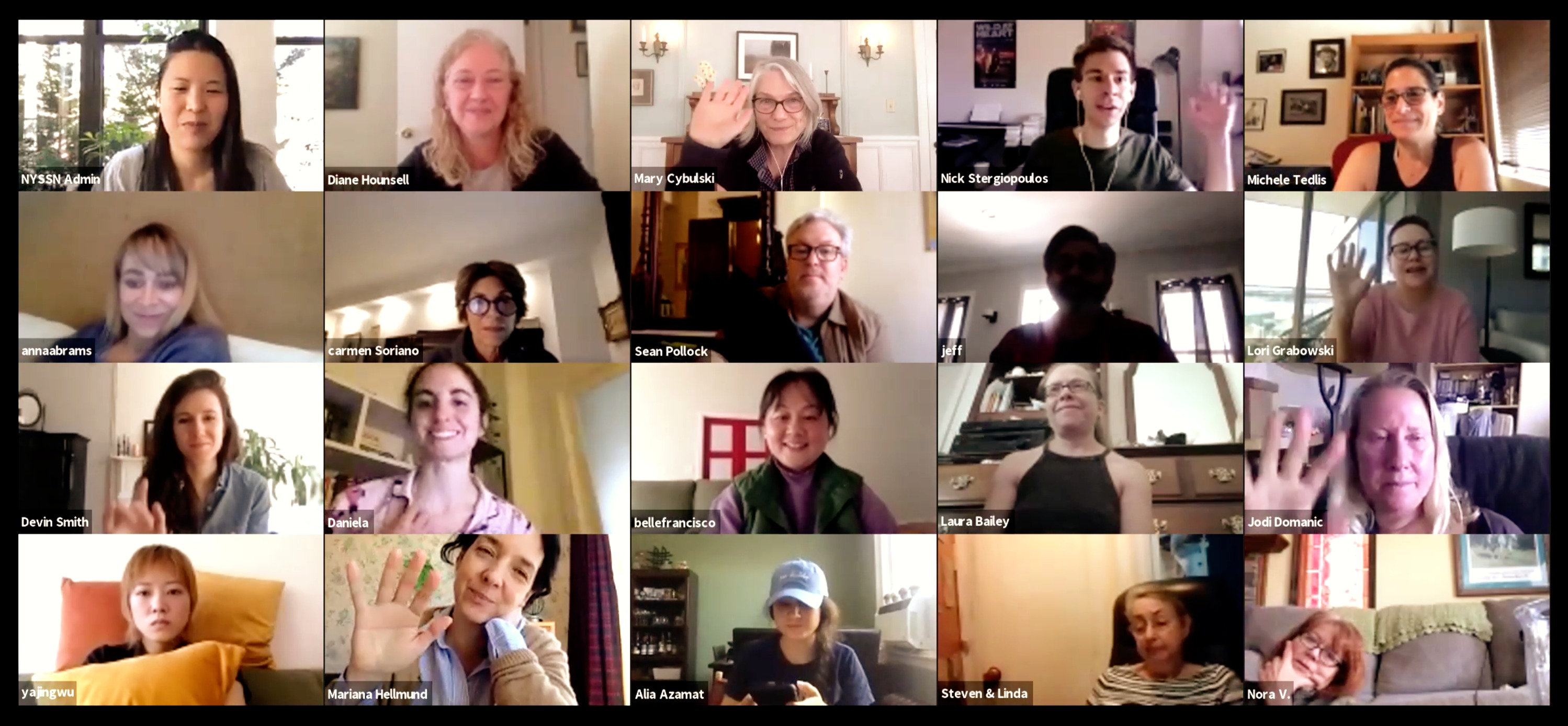 Digital Workflow workshop, May 2020