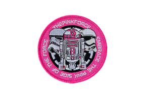 Parche The Pink Force
