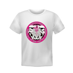 Camiseta The Pink Force