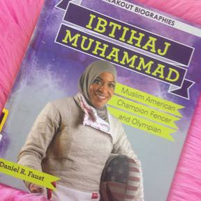 Ibtihaj Muhammad: Muslim American Champion Fencer and Olympian