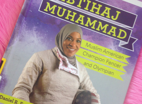 Ibtihaj Muhammad: Muslim American Champion Fencer and Olympian