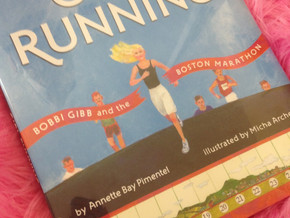 Girl Running: Bobbi Gibb and the Boston Marathon