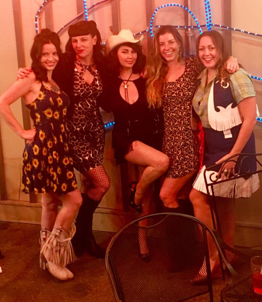 RebeccaJed,Kathy,Celine Lee, Mae Bliss, Andrea Colburn_MusicValleyJamboree