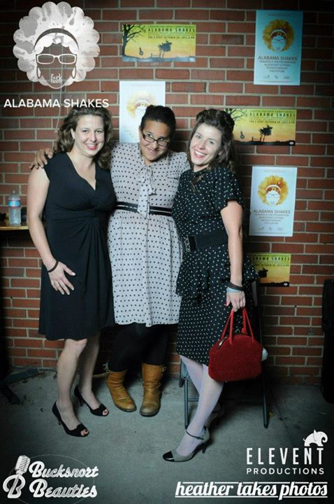 Mandi, Brittany Howard & Mae Bliss